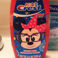 Crest Minnie Mouse Cinnamon Mint Flavor Liquid Gel Kids Toothpaste uploaded by Brittany D.