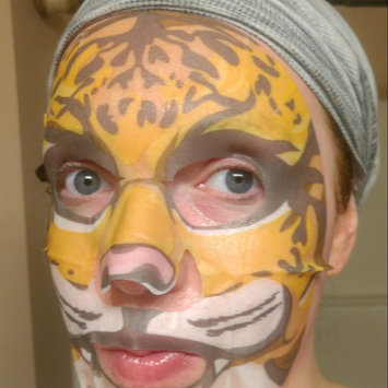 Photo of SNP Animal Tiger Wrinkle Mask Sheet uploaded by Kimberly J.