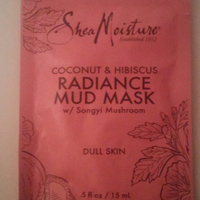 SheaMoisture Coconut & Hibiscus Facial Mask uploaded by Rachel G.