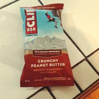 Clif Bar Crunchy Peanut Butter Bar uploaded by Reilly D.