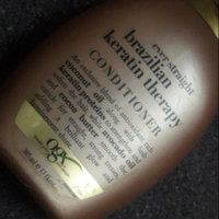 OGX® Brazilian Keratin Therapy Conditioner uploaded by member-e6b61