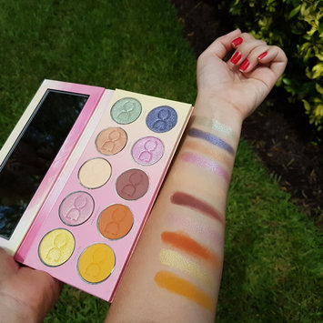 Photo of DOMINIQUE COSMETICS Lemonade Eyeshadow Palette uploaded by Ana V.