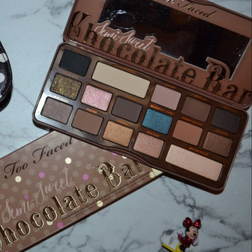 Photo of Too Faced Semi Sweet Chocolate Bar Eyeshadow uploaded by Jessica L.