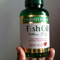 Nature's Bounty Fish Oil uploaded by Joseth C.