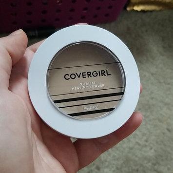 Photo of COVERGIRL Vitalist Healthy Setting Powder uploaded by Malia O.