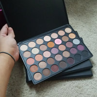 Morphe 35W - 35 Color Warm Eyeshadow Palette uploaded by Malia O.