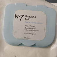 No7 Beautiful Skin Quick Thinking Wipes uploaded by Nadia M.