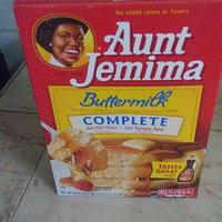 Aunt Jemima Buttermilk Complete Pancake Mix uploaded by Beronica C.