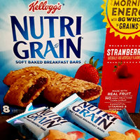 Kellogg's® Nutri-Grain® Cereal Bars Strawberry uploaded by Jeannine L.