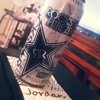 Rockstar Pure Zero Silver Ice uploaded by Chantel J.