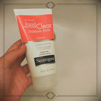 Neutrogena® Rapid Clear Stubborn Acne Cleanser uploaded by Selfcare R.