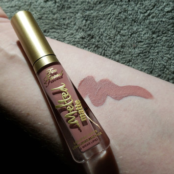 Photo of Too Faced Melted Matte Liquified Lipstick uploaded by Amber H.