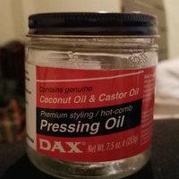 Dax Pressing Oil 7.5 oz. Jar uploaded by Morenike K.