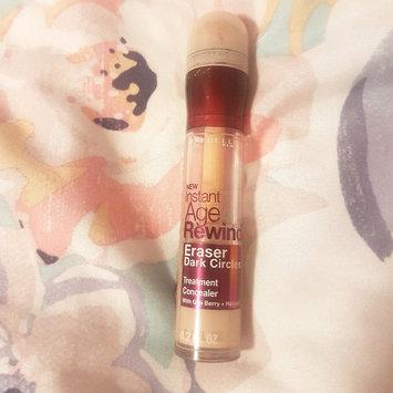 Photo of Maybelline Instant Age Rewind® Eraser Dark Circles Treatment Concealer uploaded by Cheyenne H.
