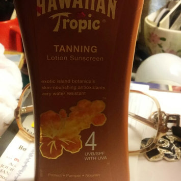 Photo of Hawaiian Tropic® Dark Tanning Lotion Sunscreen uploaded by Rachel G.