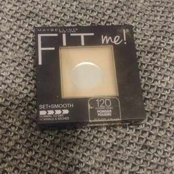 Photo of Maybelline New York Fit Me! Matte + Poreless Foundation Powder, Translucent [100] 0.30 oz uploaded by member-dd43195fd