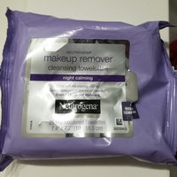Neutrogena® Makeup Remover Cleansing Towelettes-Night Calming uploaded by Dianelys C.