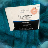 Mainstays Ms Performance Qd Solid - Teal uploaded by Jeannine L.