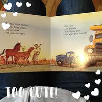 Little Blue Truck board book uploaded by Bailey F.