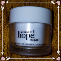 philosophy renewed hope in a jar refreshing & refining moisturizer uploaded by Rocio M.