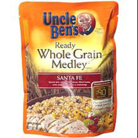 Uncle Ben's Whole Grain Medley Santa Fe Ready Rice uploaded by Coleen A.