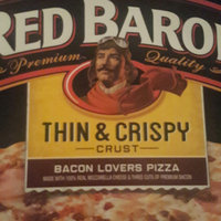 Red Baron® Thin & Crispy Crust Bacon Lovers Pizza 15.39 oz. Box uploaded by Loty B.