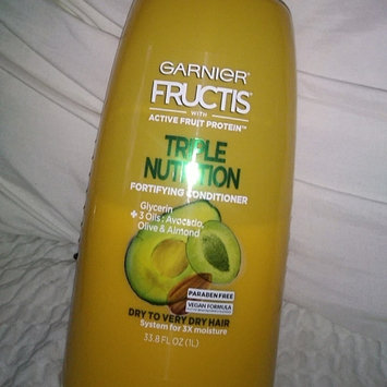 Photo of Garnier Fructis Triple Nutrition Conditioner uploaded by aye j.