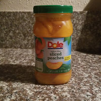 Dole Yellow Cling Sliced Peaches in 100% Fruit Juice uploaded by Skylar S.