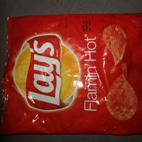 LAY'S® FLAMIN' HOT® Flavored Potato Chips uploaded by Shelby -.