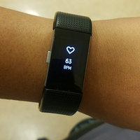 Fitbit Charge 2 - Black, Large by Fitbit uploaded by Odessa S.