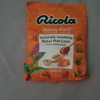 Ricola Honey Herb Throat Drops uploaded by Indira H.
