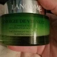 Lancôme Énergie De Vie Night Mask Overnight Recovery Sleeping Mask uploaded by andrea t.