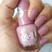 LA Colors Gel Shine Nail Polish, Pink Sugar, 0.44 Oz uploaded by Tes L.