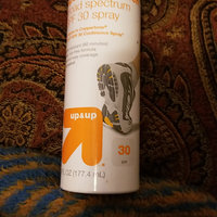 up & up Sport Spray SPF 30 - 6 fl.oz uploaded by andrea t.