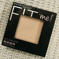 Maybelline Fit Me! Set + Smooth Powder uploaded by Christinee Y.