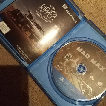 Photo of Warner Brothers Mad Max (PS4) - Pre-Owned uploaded by erika r.