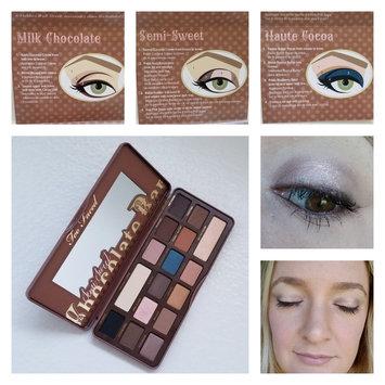 Photo of Too Faced Semi Sweet Chocolate Bar Eyeshadow uploaded by Lindsey K.
