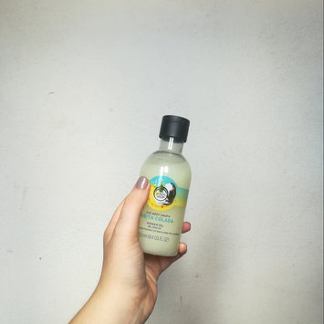Photo of THE BODY SHOP® Piñita Colada Shower Gel uploaded by Sara A.