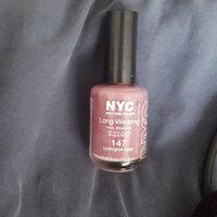 New York Color Long Wearing Nail Enamel Lexington Lila 0.45 fl oz Purples uploaded by Ariel P.