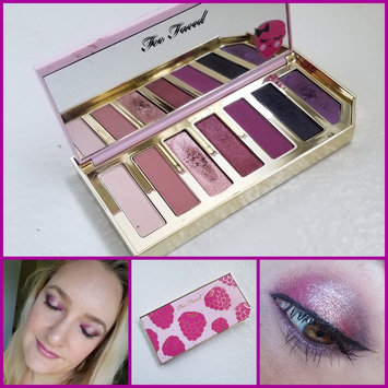 Photo of Too Faced Tutti Frutti Razzle Dazzle Berry Eyeshadow Palette uploaded by Lindsey K.