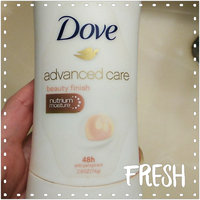 Dove Invisible Advanced Care Clear Finish Antiperspirant uploaded by lisa g.