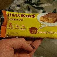 thinkThin Creamy Peanut Butter High Protein Bar uploaded by Lisa F.