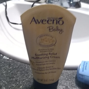 Photo of AVEENO® Baby Soothing Relief Creamy Wash uploaded by Stephanie L.
