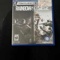 Tom Clancy's Rainbow Six: Siege (PlayStation 4) uploaded by Veronica V.