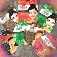 Yes To Cucumbers Calming Paper Mask uploaded by Mayra C.