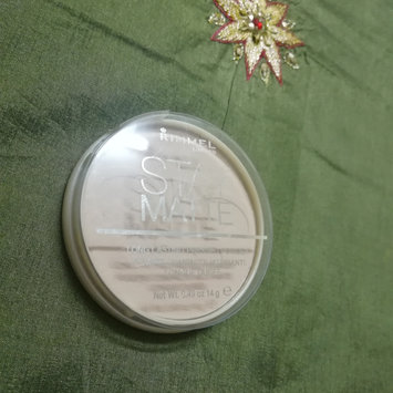 Photo of Rimmel London Stay Matte Pressed Powder uploaded by Nouran M.