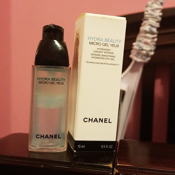 Photo of CHANEL Hydra Beauty Micro Gel Yeux Intense Smoothing Hydration Eye Gel uploaded by Yessica D.