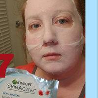 Garnier SkinActive Moisture Bomb The Super Hydrating Sheet Mask uploaded by Emily E.