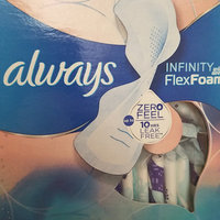 Always Infinity Size 2 Super Pads with Wings Unscented uploaded by Simona I.