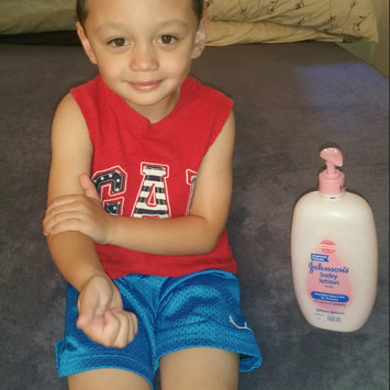 Photo of Johnson's® Baby Lotion uploaded by Marianne F.
